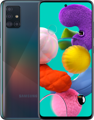 Samsung Galaxy A51 64Gb Белый
