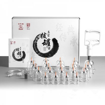 Вакуумные массажные банки Xiaomi Hwato Huaying Vacuum Cupping (14 шт)