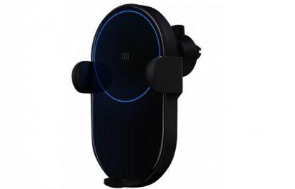 Автомобильный держатель с функцией беспроводной зарядки Xiaomi Wireless Car Fast Charger 20W