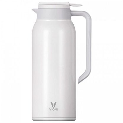 Термос Xiaomi Viomi Steel Vacuum Pot 1500ml  Белый