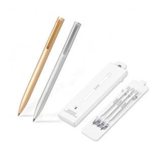 Сменный стержень для ручки Xiaomi Mi Aluminum Rollerball Pen Refill (3 шт.)