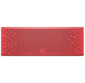 Портативная беспроводная колонка Xiaomi (Mi) Square Box Bluetooth Speaker Красный