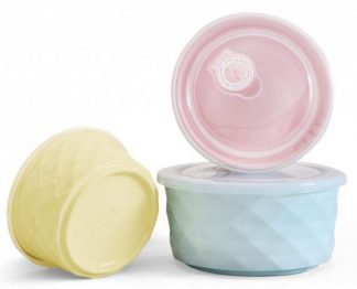 Набор керамических контейнеров для еды Xiaomi Bowl Fresh