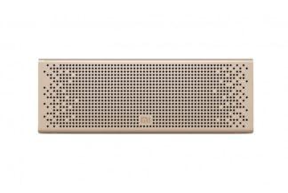 Портативная беспроводная колонка Xiaomi (Mi) Square Box Bluetooth Speaker Золотой