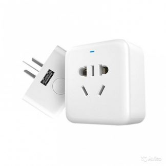Умная Wi-Fi розетка Xiaomi Mi Smart Power Plug
