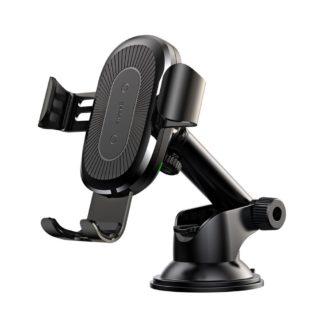 Автомобильный держатель Baseus Wireless Charger Gravity Car Mount