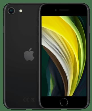 Смартфон Apple iPhone SE 64Gb Черный (2020)