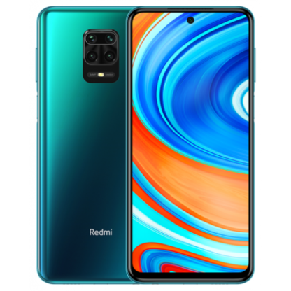Xiaomi Redmi Note 9S 64Gb Голубой
