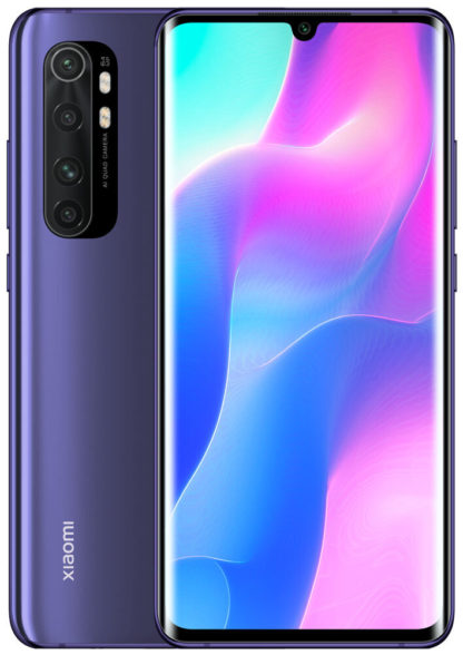 Xiaomi Mi Note 10 Lite 6/128Gb Фиолетовый