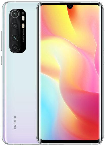 Xiaomi Mi Note 10 Lite 6/128Gb Белый