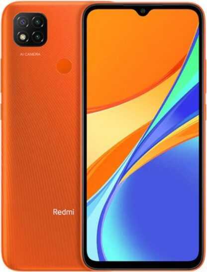 Xiaomi Redmi 9C NFC 64GB Оранжевый