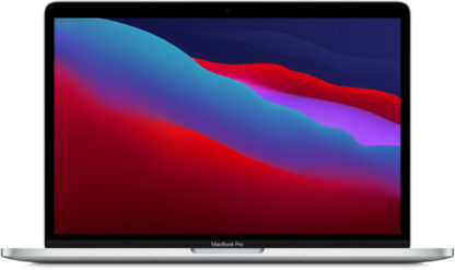 "Apple MacBook Pro 13"" (M1, 2020) 8 Gb, 256 Gb SSD, Touch Bar, Silver"
