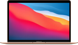 Apple MacBook Air (M1, 2020) 8 Gb, 512 Gb SSD, Gold