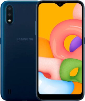 Samsung Galaxy M01 32Gb Черный