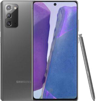 Samsung Note 20 256 GB Зеленый