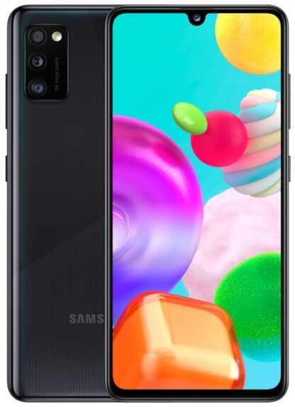 Samsung Galaxy A41 64GB Черный
