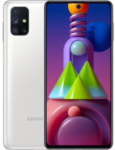 Samsung Galaxy M51 128GB Белый