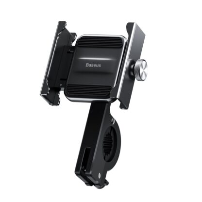 Держатель Baseus Knight Motorcycle Holder черный