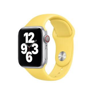 Силиконовый  ремешок Apple Watch 40 мм