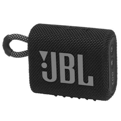 Беспроводная акустика JBL Go 3 Black