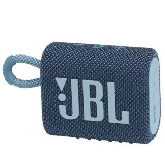 Беспроводная акустика JBL Go 3 Blue
