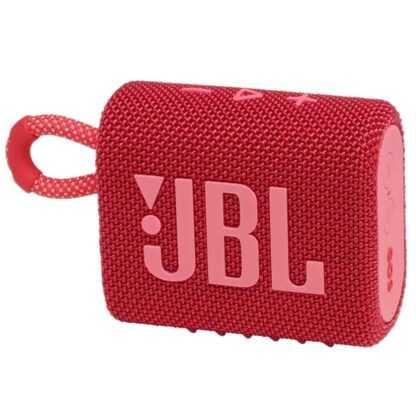 Беспроводная акустика JBL Go 3 Red