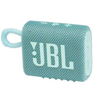 Беспроводная акустика JBL Go 3 Teal