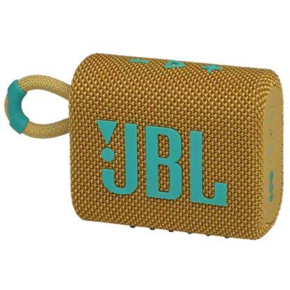 Беспроводная акустика JBL Go 3 Yellow