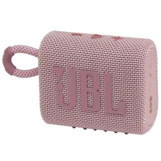 Беспроводная акустика JBL Go 3 Pink