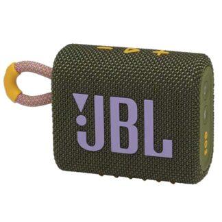 Беспроводная акустика JBL Go 3 Green