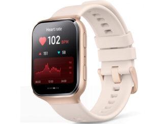 Умные часы Xiaomi 70mai Saphir Watch (WT1004), Silver