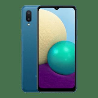 Samsung Galaxy A02 32GB Синий