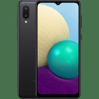 Samsung Galaxy A02 32GB Черный