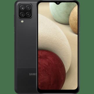 Samsung Galaxy A12 32GB Черный