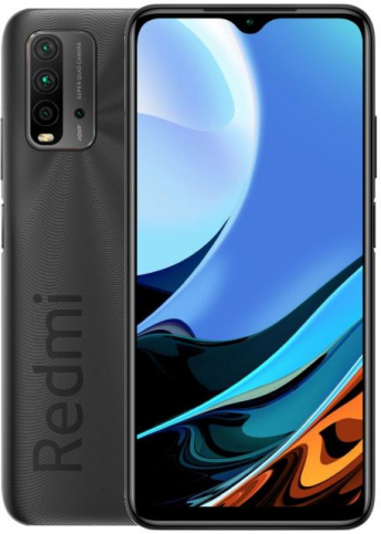 Смартфон Xiaomi Redmi 9T 4/64Gb Серый