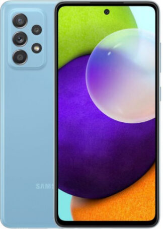 Samsung Galaxy A52 256GB Синий