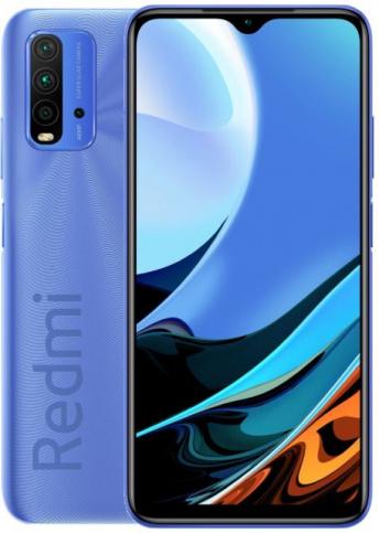 Смартфон Xiaomi Redmi 9T 4/128Gb Синий