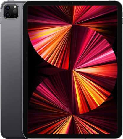 """Apple iPad Pro 11"""" Wi-Fi 128 ГБ, Space Grey (2021)"""