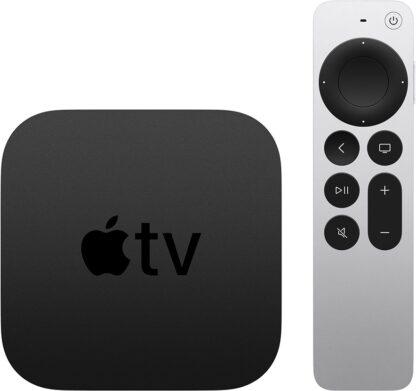 Apple TV 4K, 64 ГБ (2-го поколения)