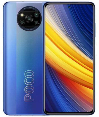 Смартфон  Xiaomi POCO X3 Pro  8/256GB Синий