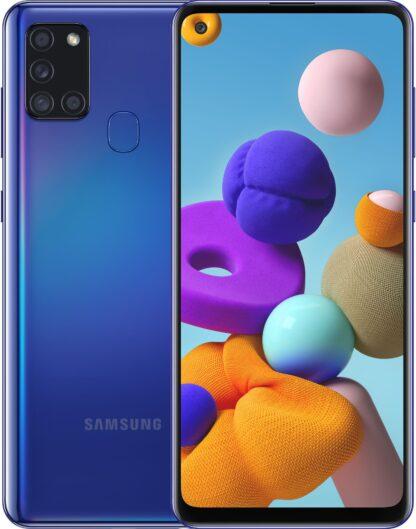 Samsung Galaxy A21s 64GB Синий