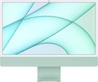 """Apple iMac 24"""" Retina 4,5K, (M1 8C CPU, 8C GPU), 8 ГБ, 512 ГБ SSD, Розовый (2021)"""