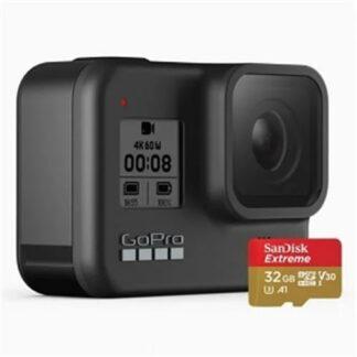 Экшн-камера GoPro HERO8 Black Edition + карта 32gb