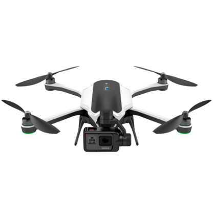 Радиоуправляемый квадрокоптер GoPro Karma (с камерой GoPro 5)