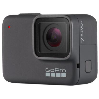Экшн-камера  GoPro HERO 7 Silver Edition