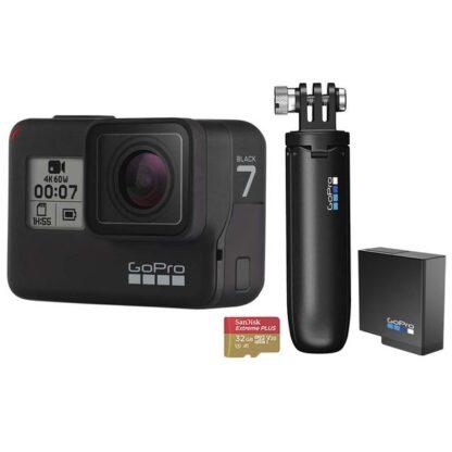 Экшн-камера GoPro HERO7 Black Special Bundle
