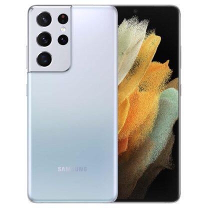 Samsung Galaxy S21 Ultra 128Gb Серебряный