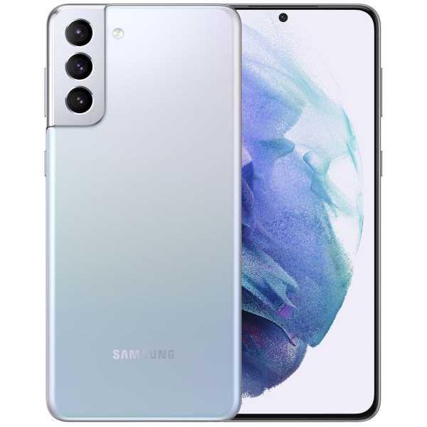 Samsung Galaxy  S21+ 128GB Серебряный