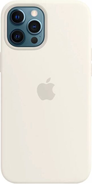 Силиконовый чехол для iPhone 12 Pro Max Черный