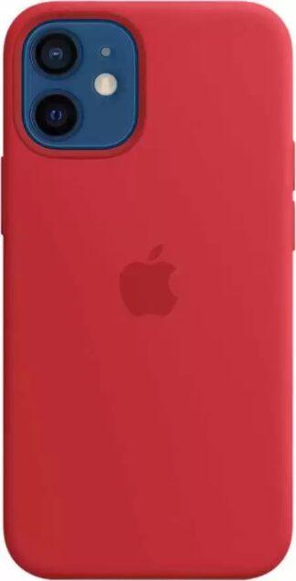 Силиконовый чехол для iPhone 12 mini Черный